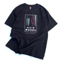 MUIR WOODS T-SHIRT size L