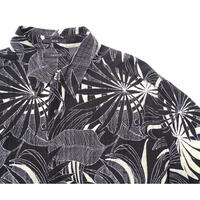 Black 100%Silk Shirt SIZE-XXL