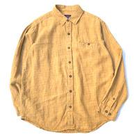 Patagonia Hemp Check Shirt size M