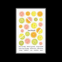KiraNail Kirally Fruitsアラカルト ネイルシール