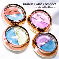 11月20日発売☆KiraNail Uranus Twins Compact (チップ付き)