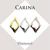 4月1日発売☆KiraNail カリーナ ダイヤ  ゴールド /シルバー/ピンクゴールド
