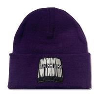 NPO Logo Beanie <Purple>