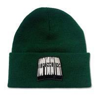 NPO Logo Beanie <D.Green>