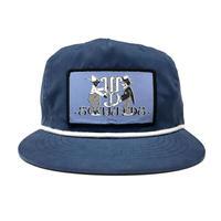 Hail Wappen Cap <Navy x L.Purple>
