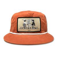 Hail Wappen Cap <Orange x Beige>
