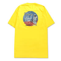 Morning S/S Tee <Yellow>