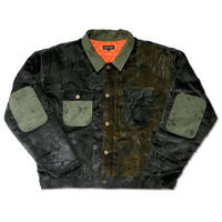 Mix Camo Work Jacket