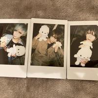 2021ライブ直前!新東京遊撃ピューロ作戦チェキセットB(ポムチャッコ)