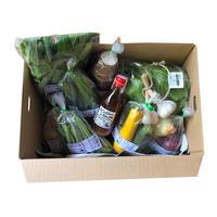野菜とシロップおかわりセット
