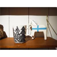 52199-4-70031 (99) marimekko  Kuusikossa マグカップ