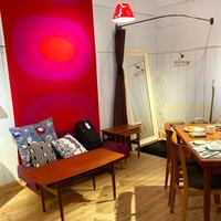 北欧家具talo ヴィンテージ デンマーク製ソファーテーブル