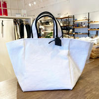 TAMPICO (タンピコ) MILA SUMMER XS bag cotton stone wash col.WH