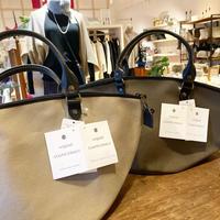 TAMPICO (タンピコ) ZANZIBAR bag .XS.cotton ZIPPE