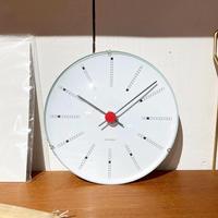 ARNE JACOBSEN (アルネ・ヤコブセン) Wall Clock Bankers 160mm