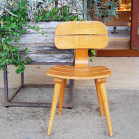 1960-70's DENMARK VINTAGE Child chair