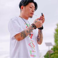 Tate LogoT-shirt(ホワイト)