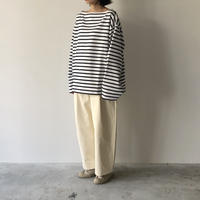 OUTIL / TRICOT AAST (White×Black)