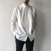 POSTELEGANT / Cotton Pique Dress Shirt