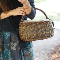ブルターニュ地方のカゴ職人が作るパニエ*蓋なし*(11月お届け)