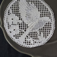アンティーク 鳥モチーフ(5枚セット)*再入荷