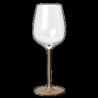 たおやか ワイングラスTypeA すず
