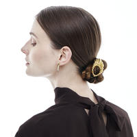 flowing pierce/gold