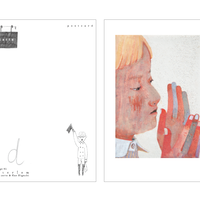 asterism dialogs シリーズ  ポストカードセット(全7枚)発売中