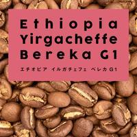 エチオピア モカ イルガチャフィ ベレカ G1