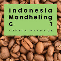 インドネシア マンデリン G1