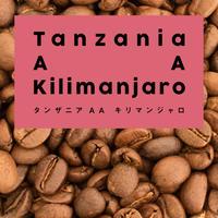 タンザニア AA キリマンジャロ