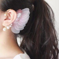 【FayFay】妖精の耳飾り ブロッサム [イヤーフック]