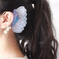 【FayFay】妖精の耳飾り ブルーベル [イヤーフック]