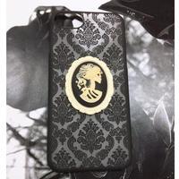 【Phantom Jewelry】ダマスク柄iPhoneケース 【iPhone6/6s Plus対応】