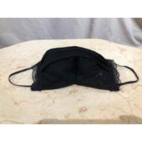 【MARBLE】十字架orバラ付きレース飾りマスク/10307
