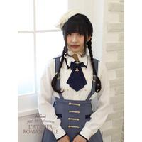 【Amavel】Romantique Doll ケープブラウス