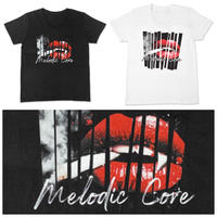 【JURY BLACK 】Smoking LIP Tシャツ(12002141002)