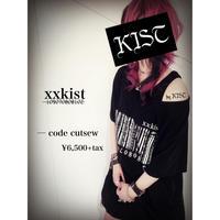 【xxkist】─ code cutsew