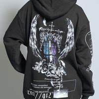 【SEXPOTReVeNGe】HOLY GATE BIG ZIP パーカ【SB08560】