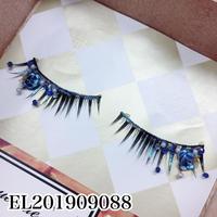 【まよなかのこいびと展】Masquerade/Eyelash extensions/Blue Rose〜Butterfly〜