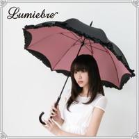 【Lumiebre】ボンボン(アンブレラ)/ブルー・グレー・パープル・ラベンダー・ワインレッド