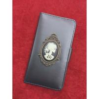 【Phantom Jewelry】手帳型iPhoneケース【iPhon6/6s対応】