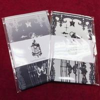【Sheglit】Caged Ulysses Over Knee/ホワイト・ブラック/784107