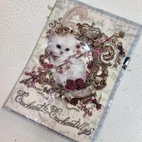【Enchantlic Enchantilly】猫の王女様のクリアファイル