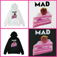 【Amilige】Mad Cake オーバーパーカー