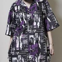 【SEXPOTReVeNGe】UNDER フルカラー SUMMER BIGシャツ【SB01102】