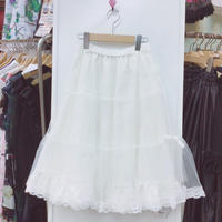 【Amavel】ミドル丈ボリュームスカート
