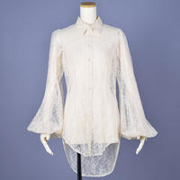 【h.NAOTO】 Lace blouse/CNF27-H085