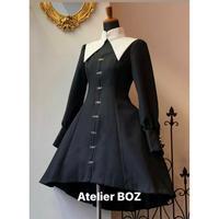 【ATELIER BOZ】 クラリッサワンピース/BZ6364
