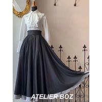 【ATELIER BOZ】サンドラチュールロングスカート(BZ1499)
